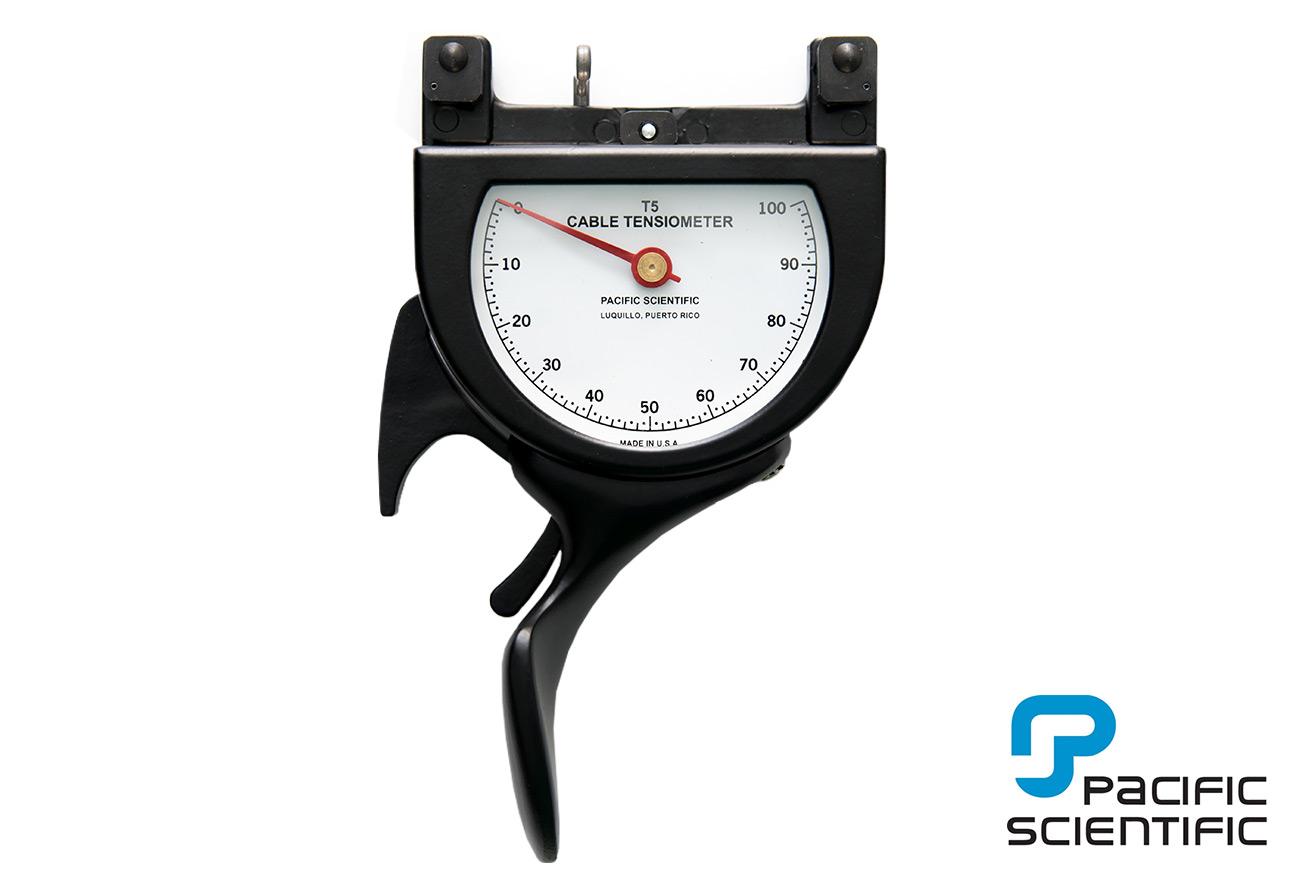 T5 8000 Series Cable Tensiometer Opti Manufacturing